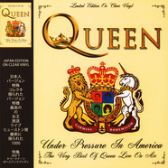 Queen - Under Pressure In America - The Very Best Of Queen Live On Air