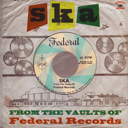 V.A. - Ska From The Vaults Of Federal Records