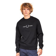 Fred Perry - Graphic Sweatshirt
