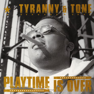 Tyranny & Tone - Playtime Is Over EP (1995) Black & Gold Colored Vinyl Edition