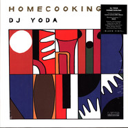 DJ Yoda - Home Cooking Black Vinyl Edition
