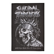 Suicidal Tendencies - Still Cyco Punk Back Patch