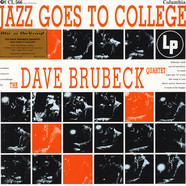 Dave Brubeck Quartet - Jazz Goes To College Coloured Vinyl Edition