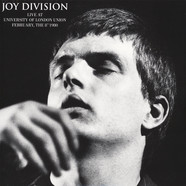 Joy Division - Live At University Of London Union 1980