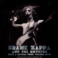 Frank Zappa - Have A Little Tush Volume 2 Clear Vinyl Edition