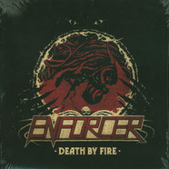 Enforcer - Death By Fire Splattered Vinyl Edition