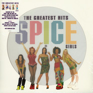 Spice Girls - The Greatest Hits Limited Picture Disc Vinyl
