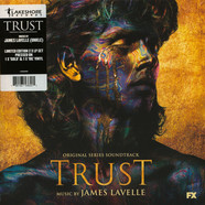 James Lavelle - OST Trust Coloured Vinyl Edition