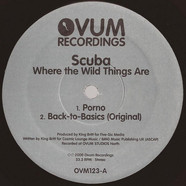 Scuba   - Where The Wild Things Are