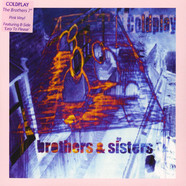 Coldplay - Brothers & Sisters The Brothers Pink Vinyl Edition