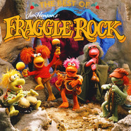 Fraggle Rock - OST The Best Of Jim Henson's Fraggle Rock / Die Fraggles