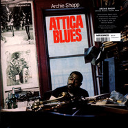 Archie Shepp - Attica Blues / Quiet Dawn