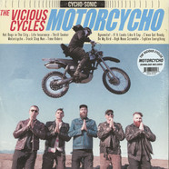 Vicious Cycles, The - Motorcycho Splatter Vinyl Edition