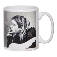 Kurt Cobain - Smoking Mug