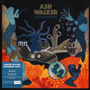 Ash Walker - Aquamarine Teal Virgin Vinyl Edition