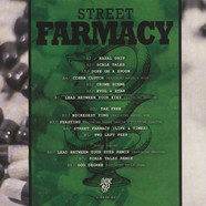 Rome Streetz & Farma Beats - Street Farmacy Green Vinyl Edition