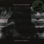 Church Of Misery - The Second Coming Gold Vinyl Edition
