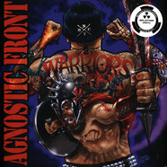 Agnostic Front - Warriors Splatter Vinyl Edition