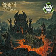 Memoriam - Requiem For Mankind Black Vinyl Edition
