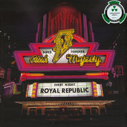 Royal Republic - Club Majesty Black Vinyl Edition