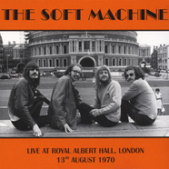 Soft Machine - Live At Royal Albert Hall London 1970