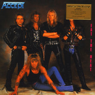 Accept - Eat The Heat Colored Vinyl Version