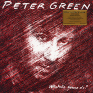 Peter Green - Whatcha Gonna Do? Colored Vinyl Version