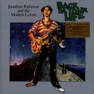 Jonathan Richman & The Modern Lovers - Back In Your Life Colored Vinyl Version