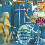 V.A. - Woodstock Two Orange & Green Vinyl Edition