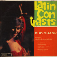 Bud Shank - Latin Contrasts