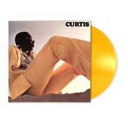 Curtis Mayfield - Curtis HHV Exclusive Yellow Vinyl Edition