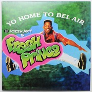 DJ Jazzy Jeff & The Fresh Prince - Yo Home To Bel Air / Parents Just Don't Understand Pink Vinyl Edition