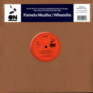 Pamela Nkutha / Whoosha - On -The Sound Of On Records 1987-1989 Part III