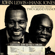 John Lewis & Hank Jones - An Evening With Two Grand Pianos