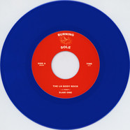 DJar One / DJ Tron - The Lh Body Rock Blue Vinyl Edition