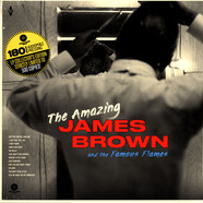 James Brown & The Famous Flames - The Amazing James Brown Audiophile Edition