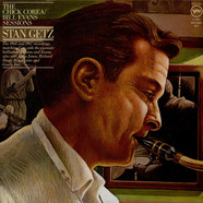 Stan Getz - The Chick Corea / Bill Evans Sessions