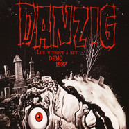 Danzig - Life Without A Net Demo 1987 Dark Blue Vinyl Edition