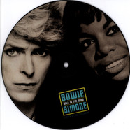 David Bowie / Nina Simone - Wild Is The Wind Picture Disc Edition