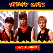 Stray Cats - Nyc Rumble - Live At The Ritz 1988