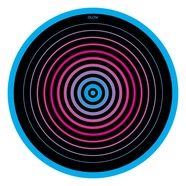 Glowtronics - Circles UV Blacklight Slipmat