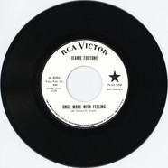 Jeanie Fortune / Bobbettes, The - Once More With Feeling / Happy Go Lucky Me