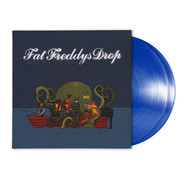 Fat Freddys Drop - Based On A True Story HHV Exclusive Blue Vinyl Edition
