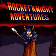 Konami Kukeiha Club - OST Rocket Knight Adventures Splatter Vinyl Edition