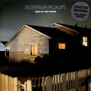 Silversun Pickups - Neck Of The Woods Yellow Marble Colored Vinyl
