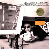 Beastie Boys - Ill Communication 25th Anniversary Metallic Silver Vinyl Edition
