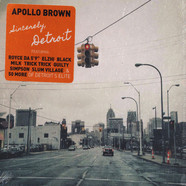 Apollo Brown - Sincerely, Detroit