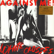 Against Me! - White Crosses Coloured Vinyl Edition