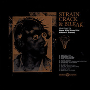 V.A. - Strain, Crack & Break - Music From The Nurse With Wound List Volume One (France)