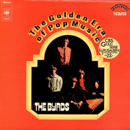Byrds, The - The Golden Era Of Pop Music